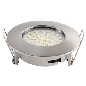 LED Recessed Downlights,Azhien 5W Recessed Ceiling Spotlights Warm White 2700K 400LM 230V