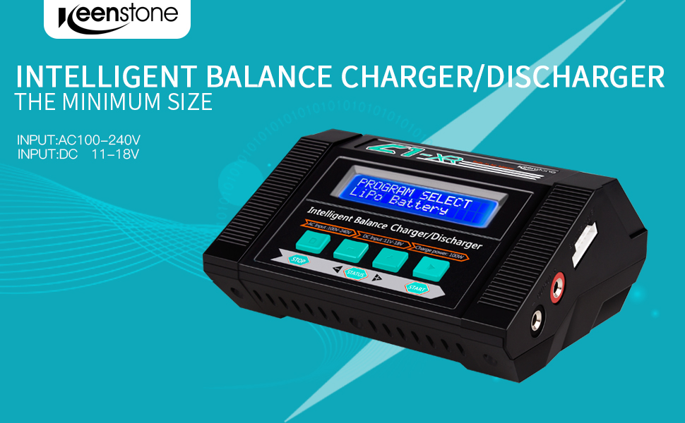 Keenstone balance charger/ discharger