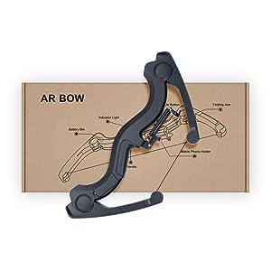 54784e0c438b MOZEEDA AR Game Bow Arrow