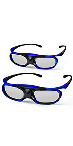 3D Glassess