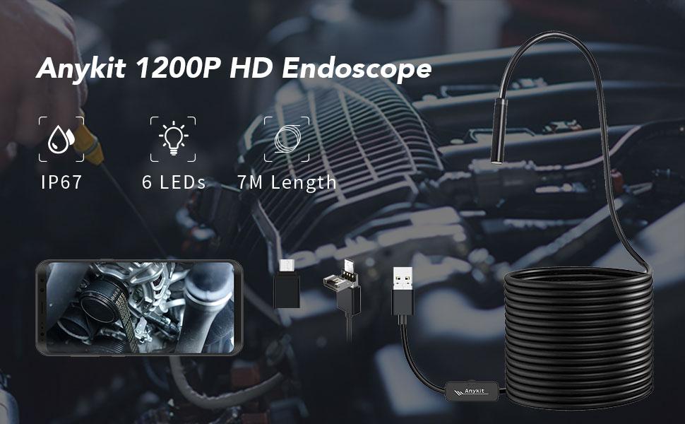 USB endoscope