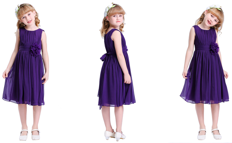 6 years old, the dress size is 6.