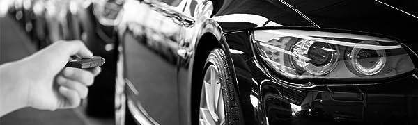 Peugeot Citroen Car Fob Key Case Replacement