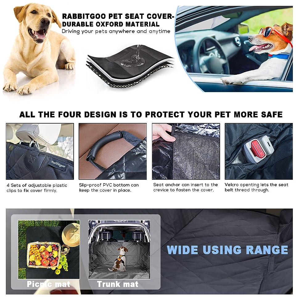 Amazon Uk Dog Car Seat Cover
