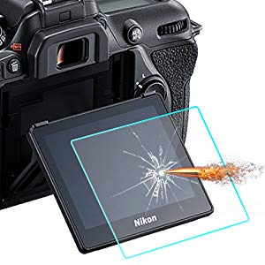 Display Protection Film 100/% fits Savvies Crystalclear Screen Protector for Nikon D300,D 300 Protective Film