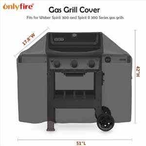 Onlyfire Grill Cover