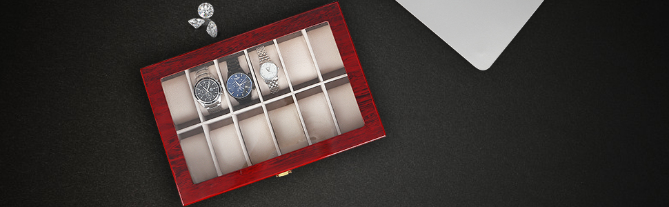 watch cases for men watch box for men watch display watch boxes stackers watch watches organiser