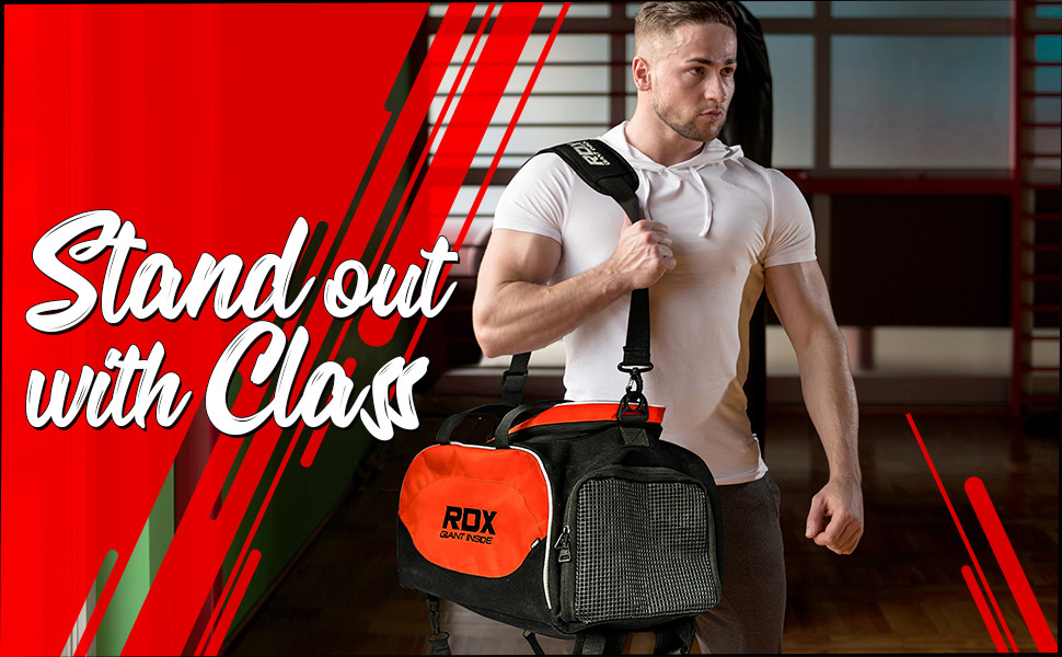 Bodybuilding powerlifting Gym duffel kit bags