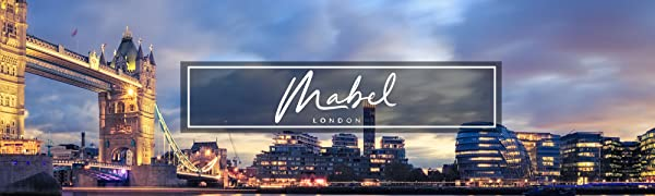 Mabel Handbags London Fashionable Trendy Bags women Tote