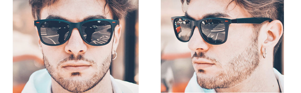 SUNGLASSES MEN