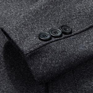 trench coat mens woollen