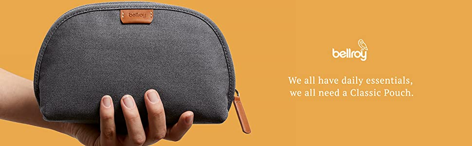 Bellroy, Classic Pouch