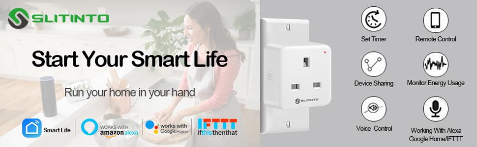 the slitinto smart plug