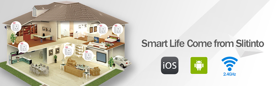the smart plugs for smart life smart home