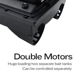 Double motors