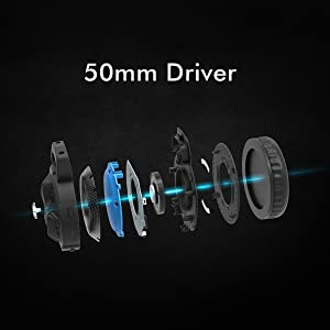 50mm Driver