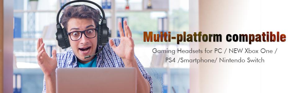 Multi-platform Compatible