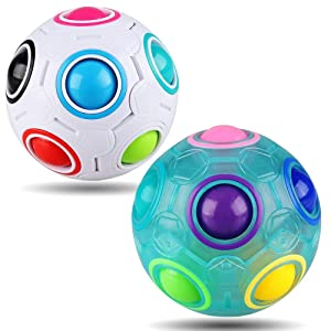 6 piece ball puzzle step by step