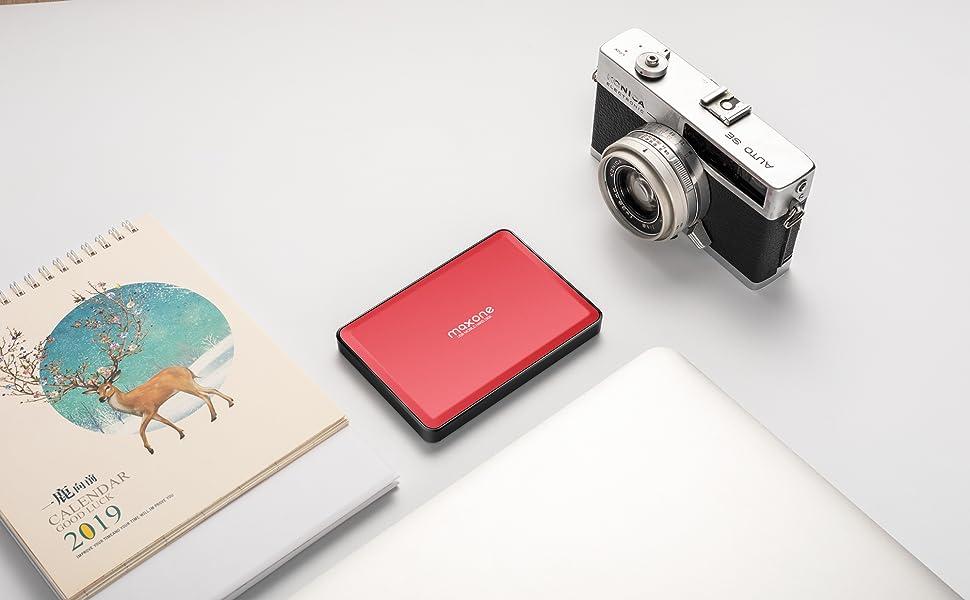2.5 inch usb 3.0 portable external hard drives maxone hard disk drive ssd backup storage expansion