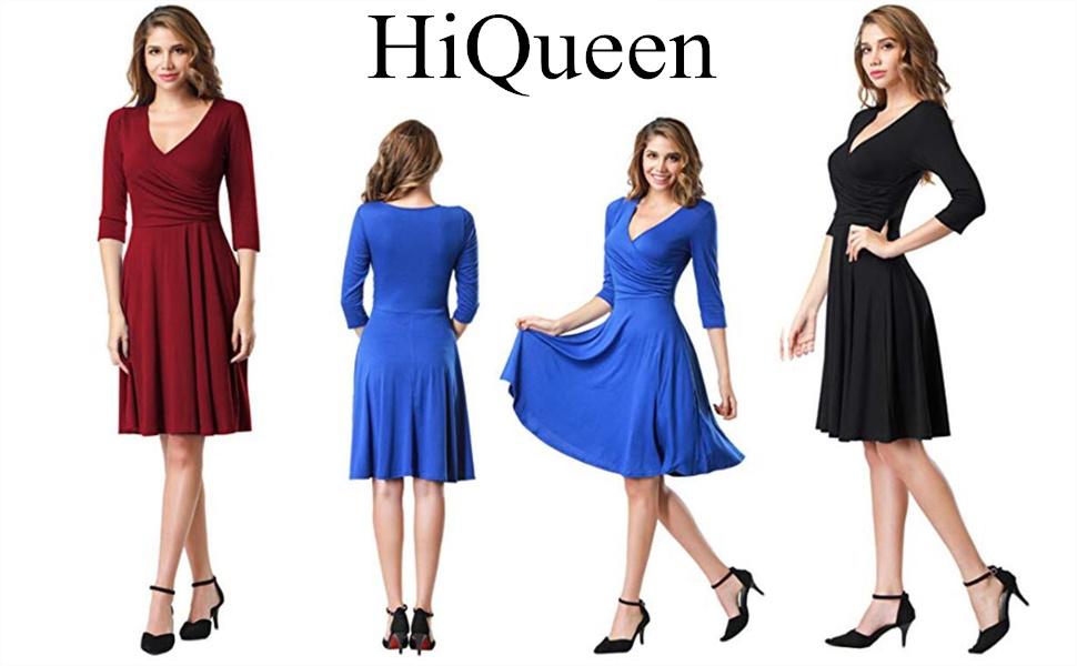 Hiqueen dress