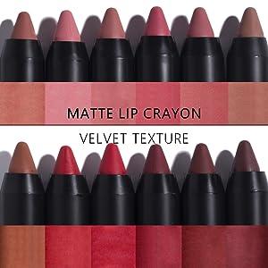 matte Lipstick Waterproof Nutritious Velvet lip stick