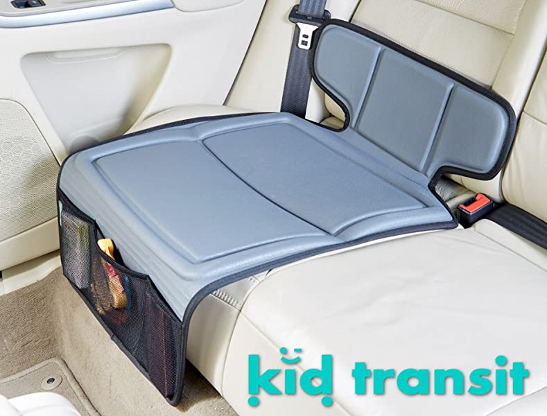 WHY YOU NEED THE KID TRANSIT CHILD SEAT PROTECTOR