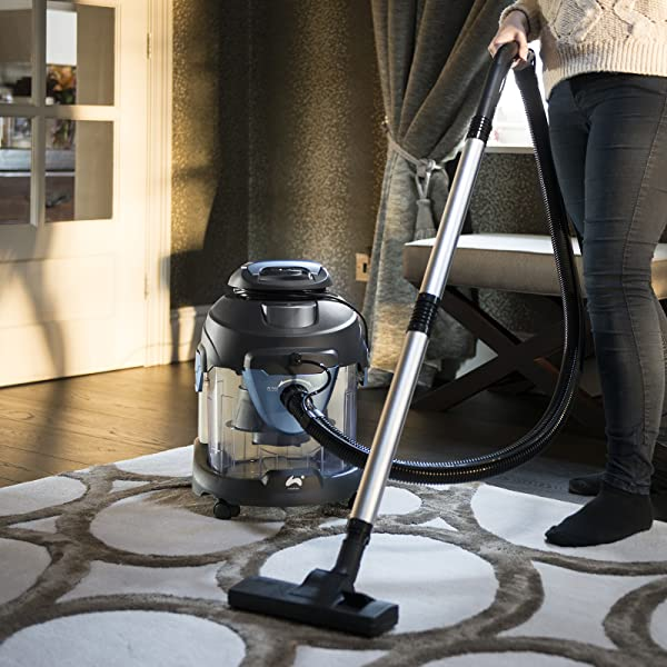 Ovation 4 In 1 Multi Functional Wet Amp Dry Vacuum Cleaner