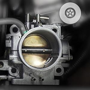 ANCEL VD500 OBD II Diagnostic Scanner for Volkswagen VW Audi Skoda Seat  Check Engine Light EPB ABS SRS Code Reader Oil Throttle Position Adaption