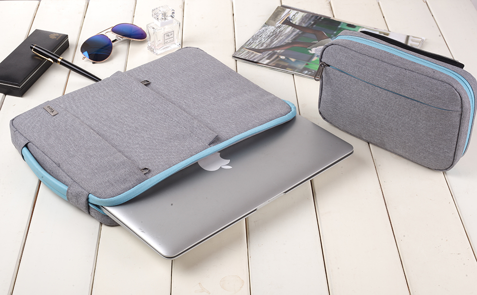 15.6 14 15 inch laptop sleeve case bag notebook cover
