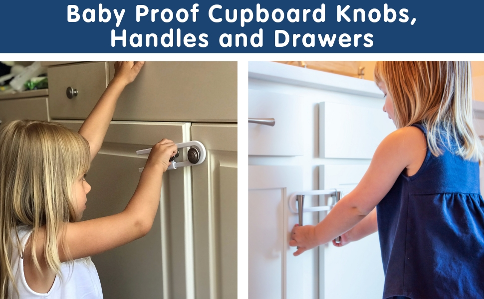 sliding cupboard locks child safety