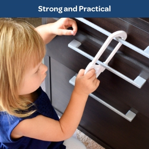 baby proof cupboard latches