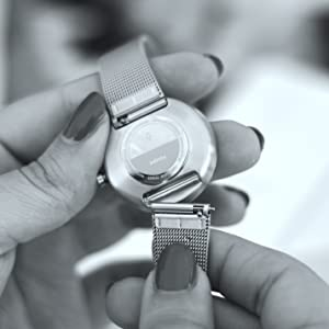 ladies silver watches
