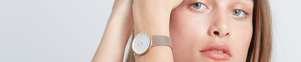 silver watch for women, lady watch, 40th birthday gifts, gifts for mum