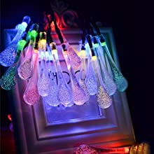 20 LED Icicle Lights