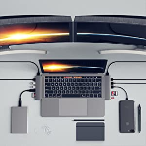 how to connect display through hdmi macbook pro