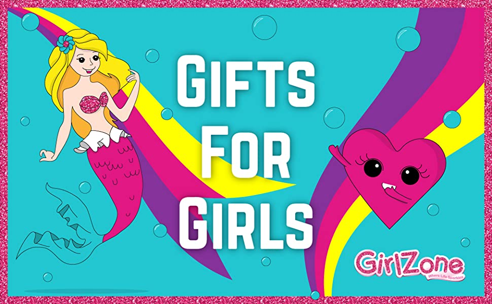 Gel pens birthday gift for girls 30 pieces ideal arts for Arts and crafts gifts for 7 year olds