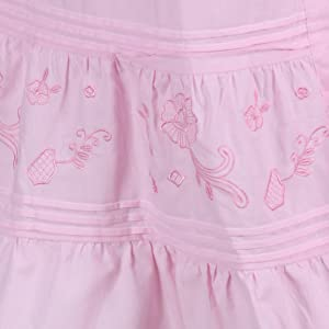 The 1 for U 100/% Cotton Nightdress Ruby