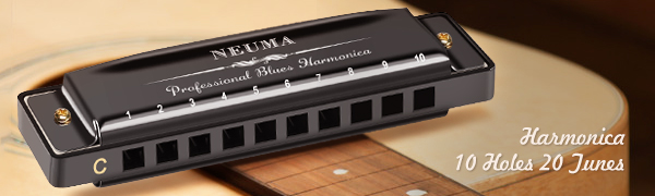 Key of C Harmonica