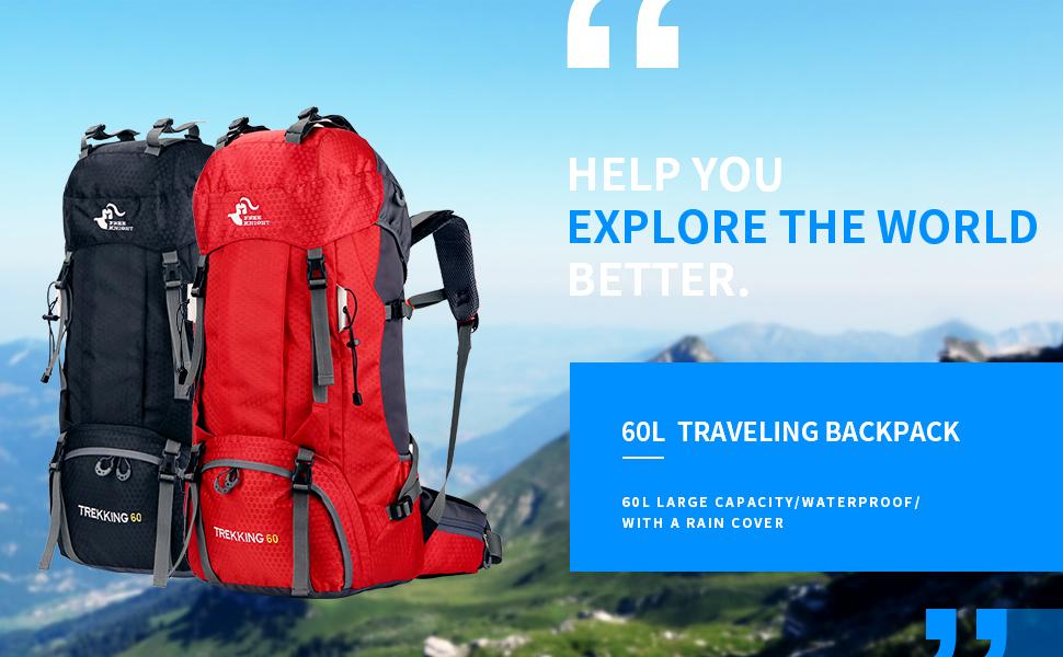 Travel&Hiking Backpack