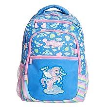 New BOYS SMIGGLE grey Deja Vu Backpack Rucksack Classic school bag gift from UK