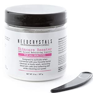 NeedCrystals,Skin Care, Microdermabrasion, Dermabrasion, Acne Relief, Exfoliation, Wrinkle Remover