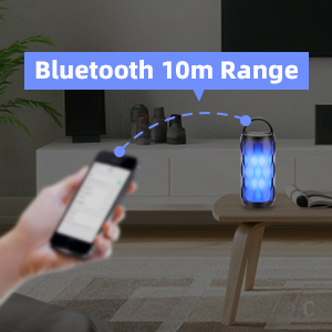 Bluetooth 10m Range