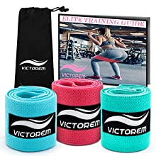 3 bands including carrying bag and training guide