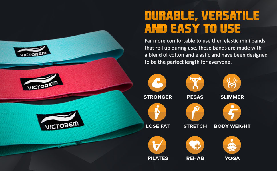 Durable, versatile and easy to use