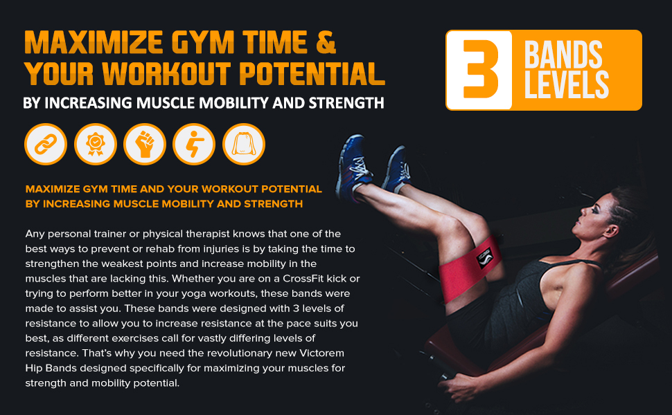 Maximize Gym Time & Your Workout Potential
