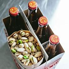 Pistachio and Beer