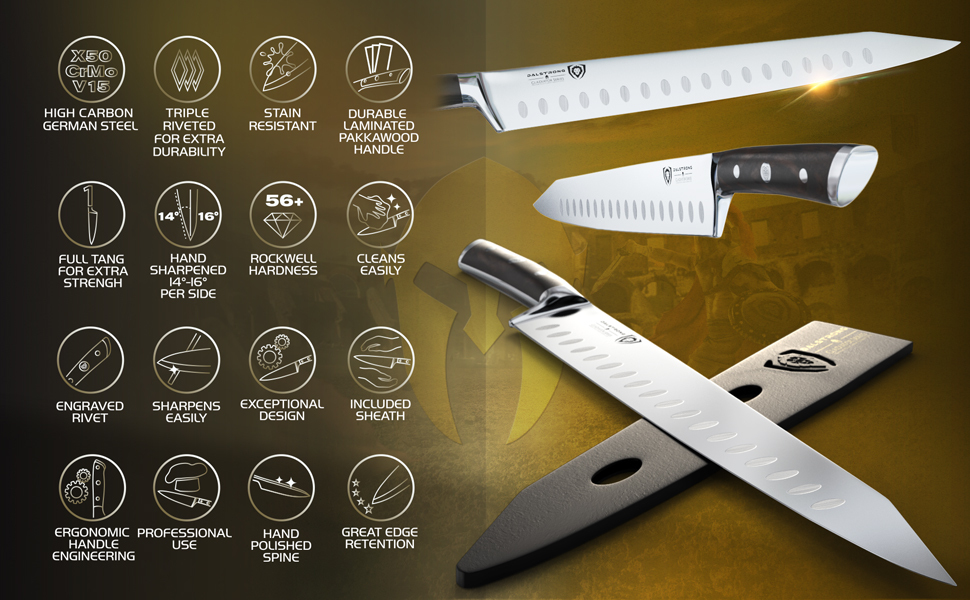 dalstrong gladiator series 12 inch sujihiki knife