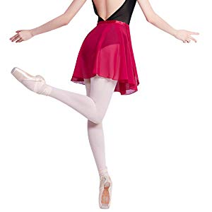 e2786ec210312 A pretty & feminine addition to your dance wardrobe, popular ballet and  dancewear. Sheer wrap skirt with self-fabric ties is the perfect basic for  class, ...