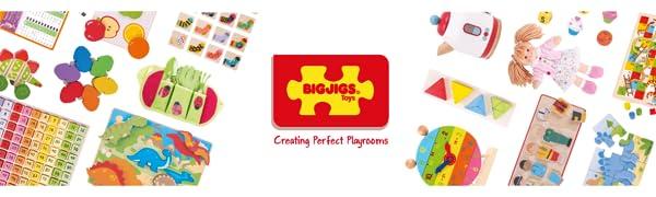 Holzspielzeug Bigjigs Baby Bb057 Dressing Girl Puzzle Neu