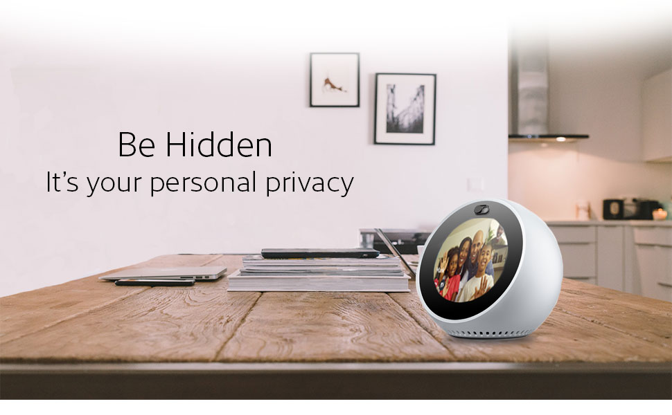 amazon echo spot camera cover webcam cover protection privacy hacker proof cam hider